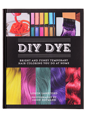 DIY Hair Dye How-To Book by Ulysses Press Books, Books, Black