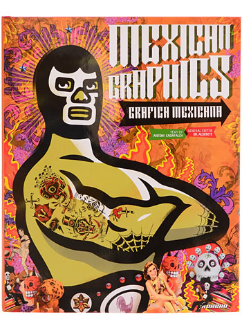 Mexican Graphics Book: Grafica Mexicana by Korero Books, Books, Multi